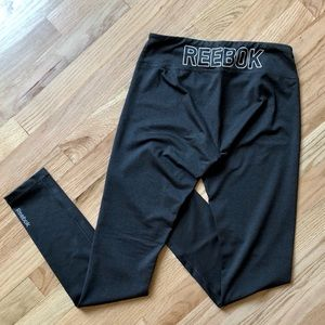 Reebok Dark Grey Leggings